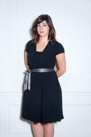 Chirine HEYDARI-MALAYERI